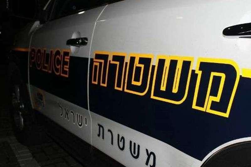 ניידת משטרה | צילום (ארכיון): דוברות המשטרה