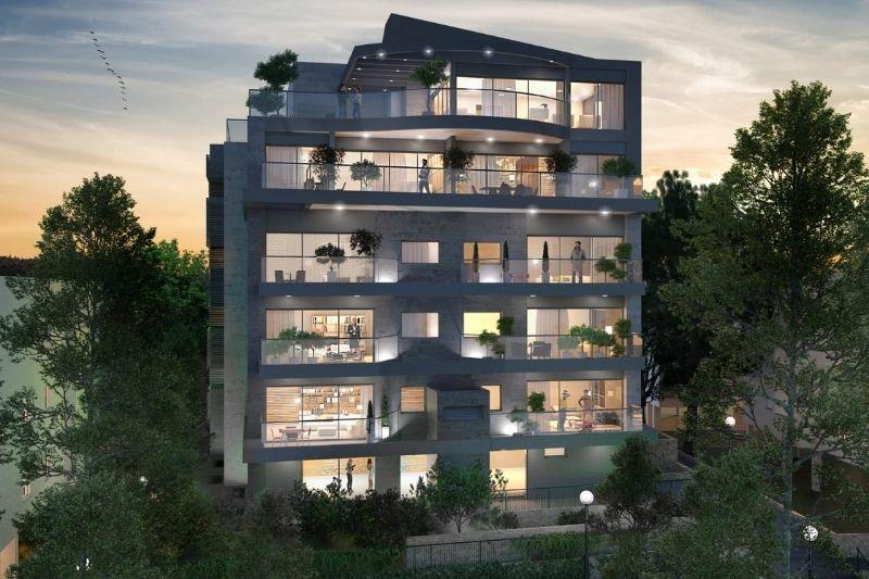 בניין היוקרה ברחוב יותם 25   הדמיות: אנטרייס הדמיה אדריכלית
